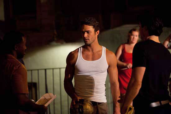 Taylor Kinney on His Bromance With Ian, Hots for Nina, and ...