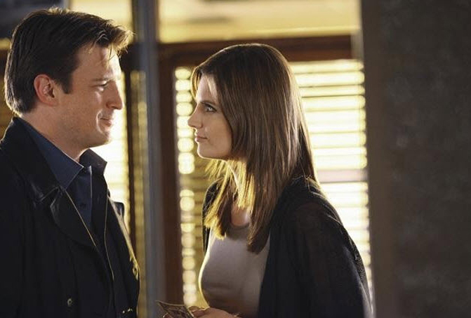 """Top 3 Beckett and Castle Moments, Episode 3.2, """"He's Dead, She's Dead"""""""