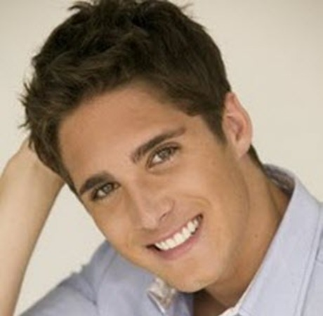 Diego Boneta Shooting Mean Girls 2