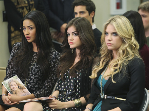 Pretty Little Liars Hot List: The Week's Most Popular Stories, July 18-24