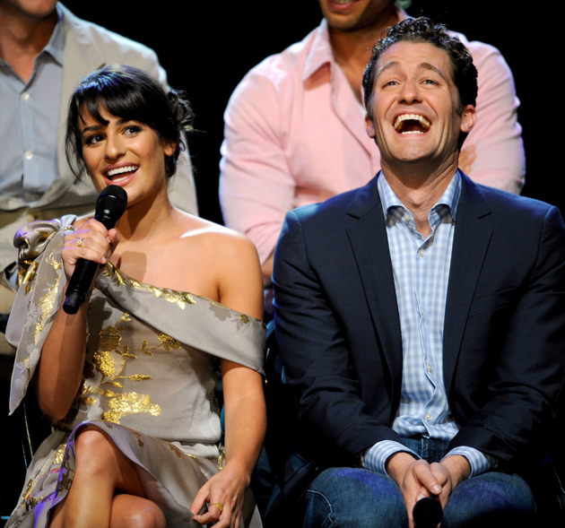 Glee Stars Talk Emmys