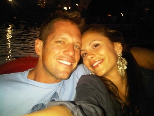 Is Chris Lambton Dating Gia Allemand?