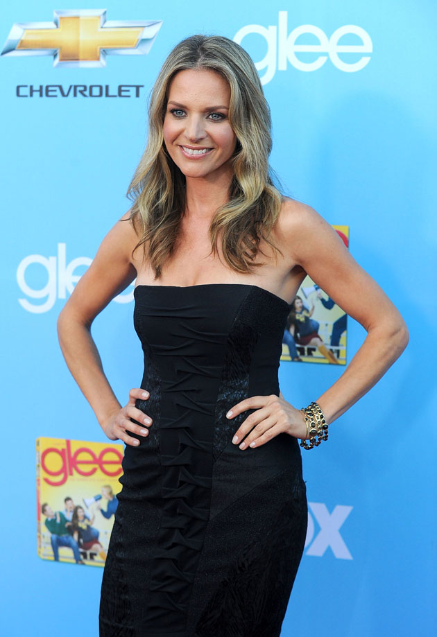 Glee Star Jessalyn Gilsig Hopes for Romance, Eminem in Season 2