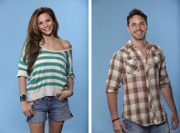 Gia Allemand and Wes Hayden Are Acting Like a Couple