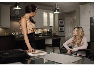 "Music from Pretty Little Liars Season 1, Episode 12: ""Salt Meets Wound"""