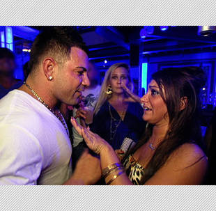 Sammi Punches Ron and Deena Has a Dirty Mouth: Jersey Shore Season 3, Episode 5