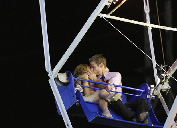 The Bachelor Date Guide: Brad and Ashley H.'s Carnival Date in Season 15, Episode 2