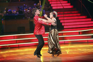 """Keep Your Nipples In, Don't Fart"" Quotes from DWTS Season 13, Week 4"