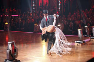 Chaz Bono and Lacey Schwimmer Want J.R. Martinez To Win DWTS Season 13