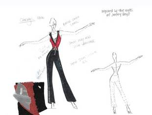 Spoiler! Check Out Costume Sneak Peeks For DWTS Season 13, Week 6
