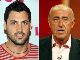 Broadway Brawl! Maksim Chmerkovskiy vs. Len Goodman on DWTS Season 13, Week 6