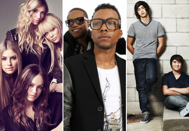 Watch All the Over 30s and Group Performances From The X Factor on October 25, 2011