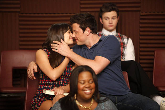 They Kiss, We Tell! Every Hookup in Glee History — Part 1