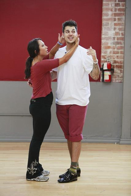Speculation! Could Rob Kardashian Win DWTS Season 13?