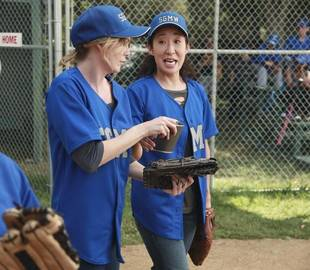Five Sports The Docs Should Have Played on Grey's Anatomy Season 8, Episode 7