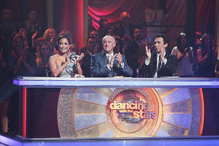 A Season in Grumpy: Len Goodman's Grumpiest Moments From DWTS Season 13
