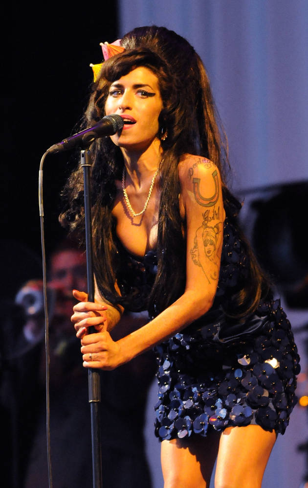 Amy Winehouse's Dress Auctioned Off for $67,120