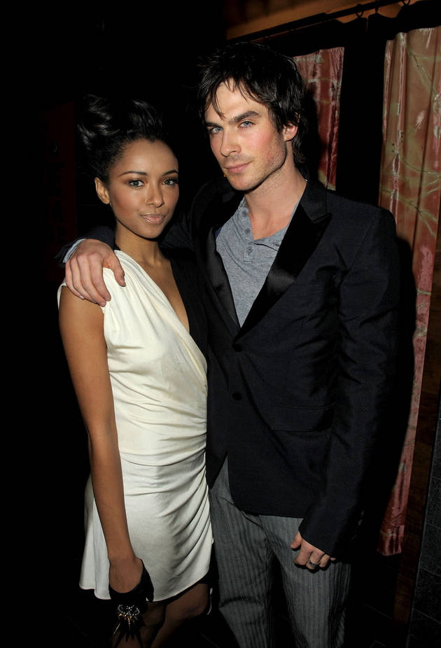 Join Vampire Diaries' Kat Graham and Ian Somerhalder for The Water Project Charity Event on December 10