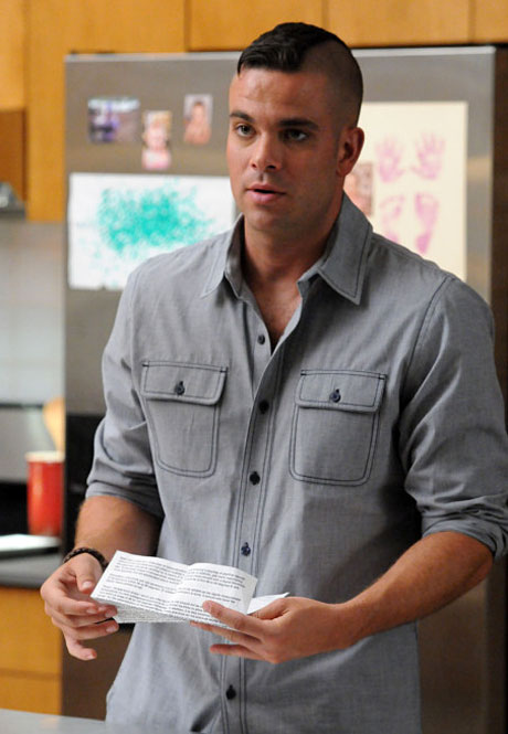 Hot or Not? Puck's Mohawk in Glee Season 3!