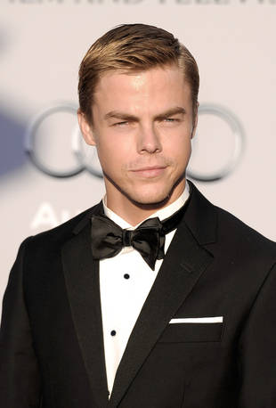 Confirmed: Derek Hough Says He's Signed on for DWTS Season 14