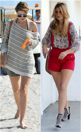 Mischa Barton Then And Now Mischa Barton Slims Do...