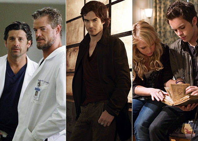 When Do Scripted TV Shows Return and Premiere in 2012?
