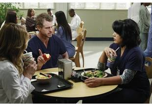 Thatcher Grey's Young Love and More OMG Moments From Grey's Anatomy Season 7, Episode 14