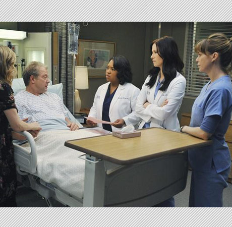 """""""That a Hooker on Your Shoulder?"""" and More Amazing Quotes from Grey's Anatomy Season 7, Episode 14"""
