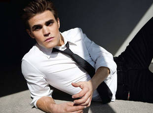 Happy Valentine's Day! Paul Wesley to Appear on Lopez Tonight on February 14