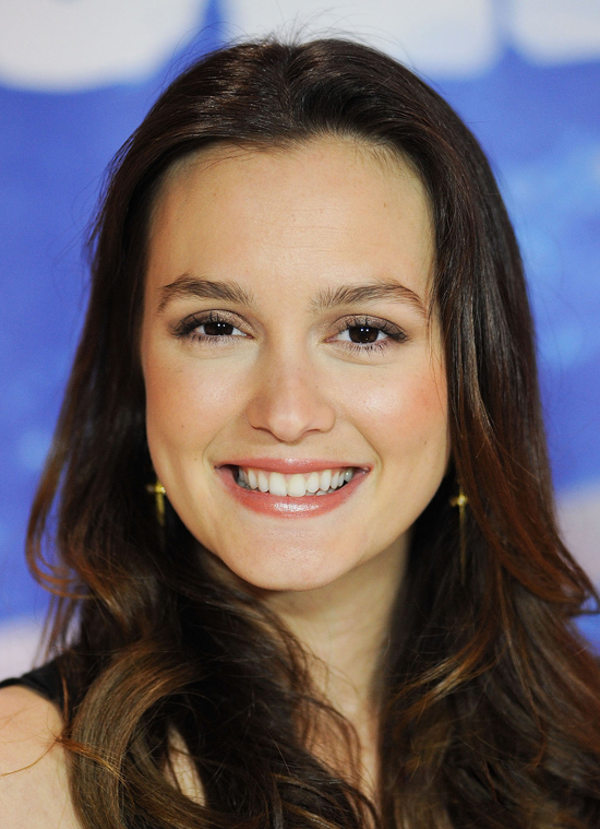Leighton Meester young