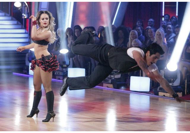 Mike Catherwood Eliminated! DWTS Season 12, Week 2