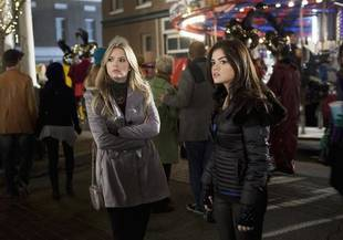 Caleb Leaves Town! Top 5 OMG Moments from Pretty Little Liars, March 14, 2011