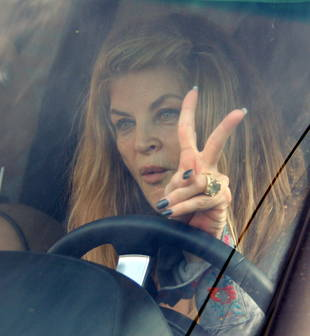 Kirstie Alley Already Losing Weight on DWTS