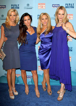 Real Housewives of Beverly Hills Officially Renewed for Season 2!