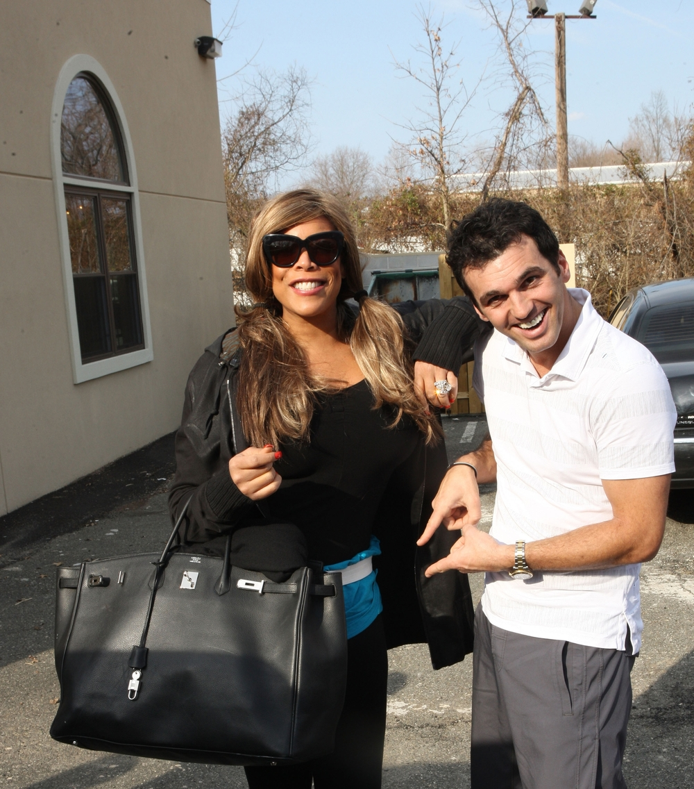 Wendy Williams Is Glad to Be Going Home From DWTS Season 12