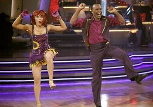 Sugar Ray Leonard Eliminated: Lights Out For the Sugar Plum Fairy! DWTS Season 12, Week 4
