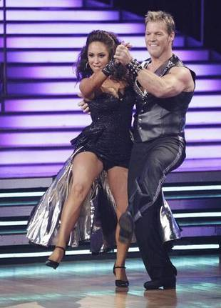 Chris Jericho Eliminated! Mark and Pia's Matchmaker Pinned: DWTS Season 12, Week 6
