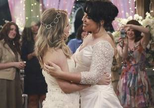 Callie and Arizona Get Married! MerDer Make It Official! Recap of Grey's Anatomy Season 7, Episode 20