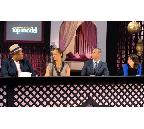 Daniella Issa Helayel Guest Judges on ANTM Cycle 16, Episode 10