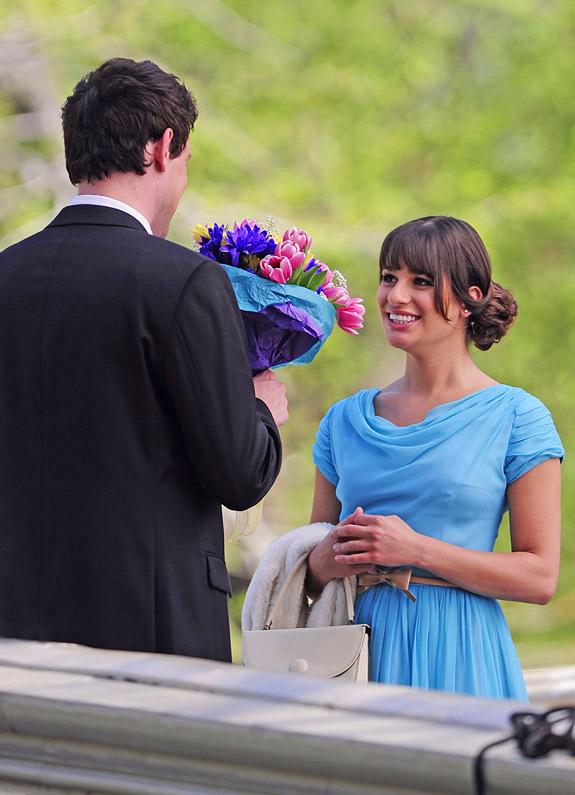 Glee Spoilers! Will Rachel Win Finn Back Before the End of Season 2?