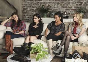 Ian's Still Alive! Recap of Pretty Little Liars: Season 2, Episode 1