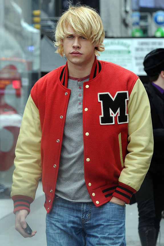 Sad! Chord Overstreet Will NOT Return to Glee in Season 3