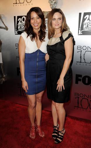 Bones Buzz: Michaela Conlin Talks Twins, Hormones, and… Cheating (?!) in Season 7