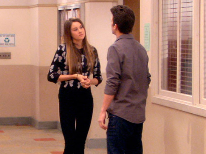 "Secret Life of the American Teenager Recap of Season 4, Episode 10, ""4-1-1"""