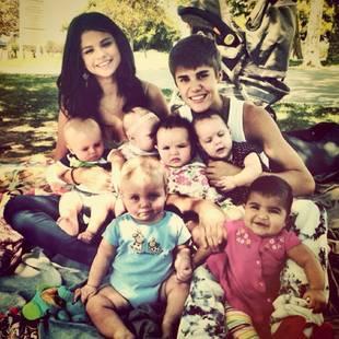 "Justin Bieber and Selena Gomez: ""Brangelina 2.0″?"