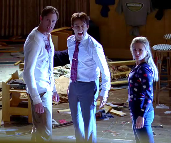"""True Blood Power Rankings for Season 4, Episode 10: """"Burning Down The House"""""""