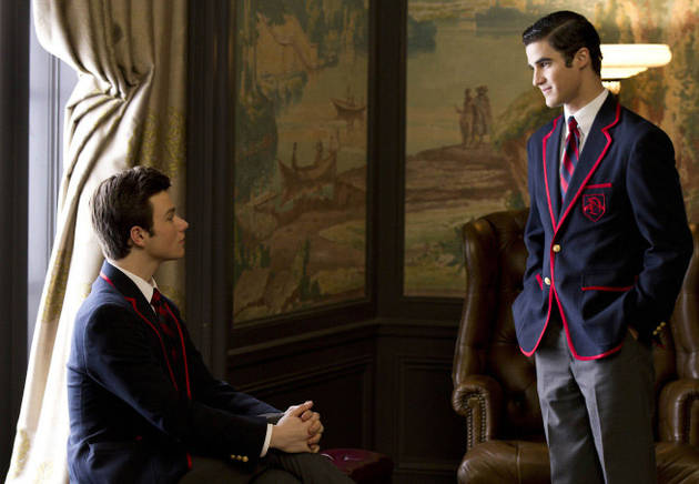Man-eater Alert! New Warbler May Break Up Kurt and Blaine in Season 3