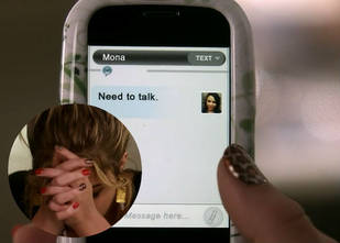 How to Get Hanna's Leopard Nails From Pretty Little Liars Season 2, Episode 16