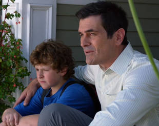 Modern Family's Nolan Gould Says Ty Burrell Is His Best Friend in Real Life