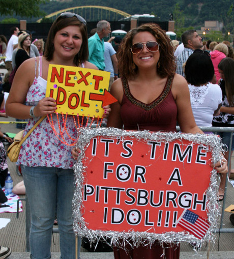 American Idol Season 11: Watch All the Best Pittsburgh Auditions From January 19, 2012
